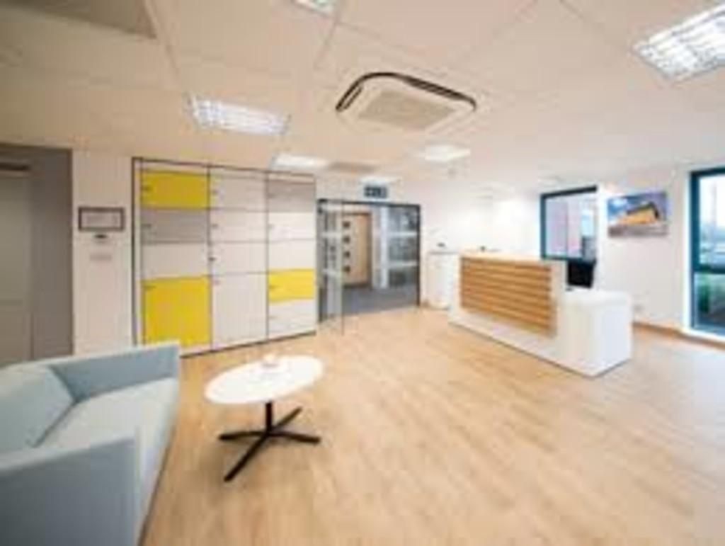Rubery Reception Area
