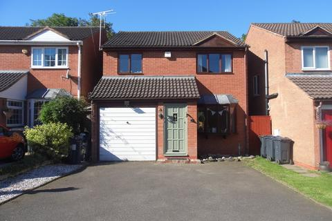 3 bedroom detached house for sale - Hagley Park Drive, Rednal, Birmingham
