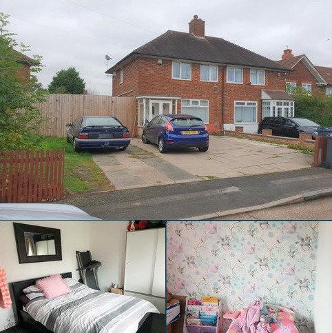 2 bedroom semi-detached house to rent - Hedgley Grove, Birmingham B33