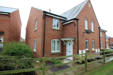 2 bedroom cluster house for sale - Seymour Way, Magor