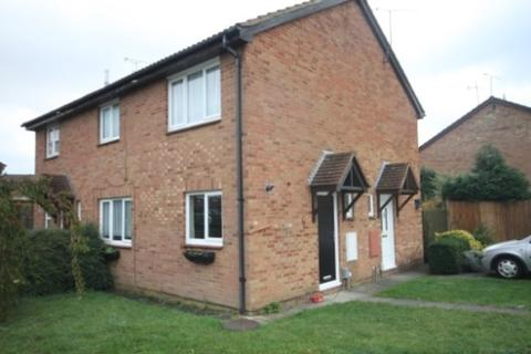 1 bedroom end of terrace house to rent - Springfield Road, Luton