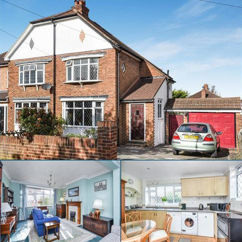 2 bedroom semi-detached house for sale - Cecil Way, Hayes