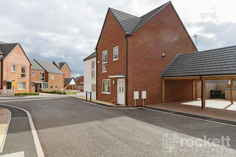 3 bedroom townhouse to rent - Vickers Close, Newcastle Under Lyme