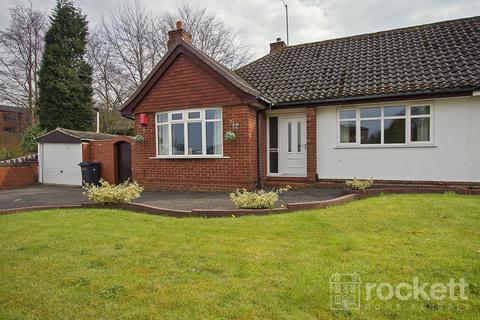 2 bedroom semi-detached bungalow to rent - Higherland, Newcastle Under Lyme