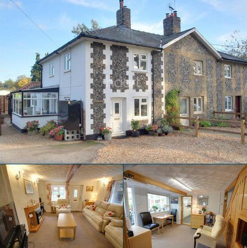 2 bedroom cottage for sale - The Street, Culford