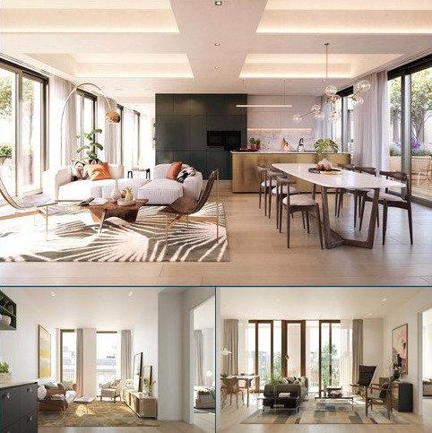 3 bedroom flat for sale - Barts Square, 56 West Smithfield, Smithfield Market, City Of London, EC1A