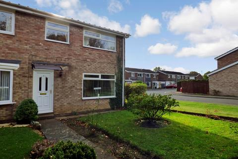 3 bedroom terraced house for sale - Garforth Close, Cramlington, Northumberland, NE23 6EP