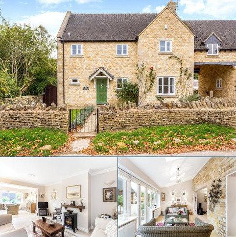 4 bedroom link detached house for sale - Broad Street, Long Compton, Shipston-on-Stour, Warwickshire, CV36