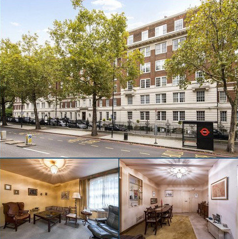 2 bedroom flat for sale - Abbey Lodge, Park Road, London, NW8