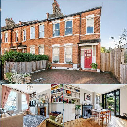 3 bedroom end of terrace house for sale - Braidwood Road, Catford