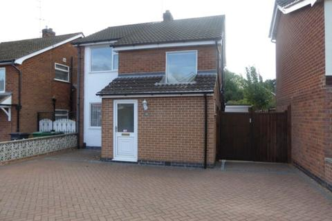 3 bedroom detached house to rent - Kirkstone Drive Loughborough Leicestershire