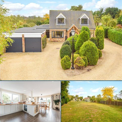 4 bedroom detached house for sale - Perry Road, Buckden, St. Neots, Cambridgeshire