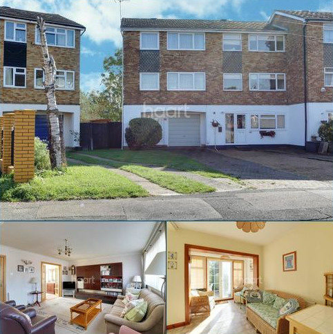 3 bedroom end of terrace house for sale - Turpin Avenue, Collier Row, Romford