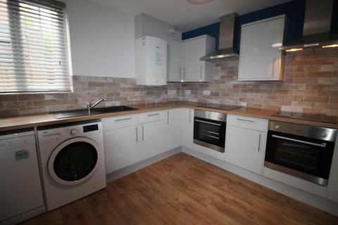 8 bedroom townhouse to rent - 134 North Sherwood Street, NOTTINGHAM NG1 4EF