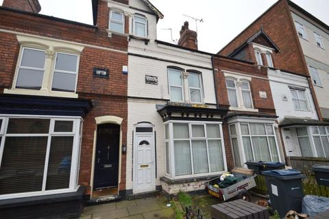 5 bedroom terraced house to rent - Pershore Road, SELLY PARK, BIRMINGHAM, WEST MIDLANDS