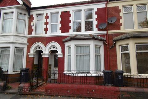 3 bedroom terraced house for sale - Courtenay Road, Cardiff