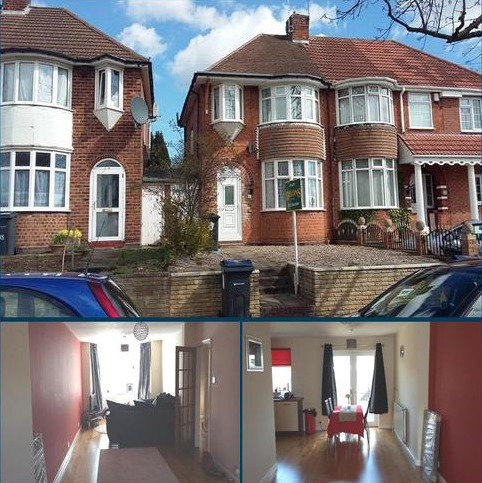 3 bedroom semi-detached house to rent - Yateley Crescent , Great Barr, Birmingham  B42