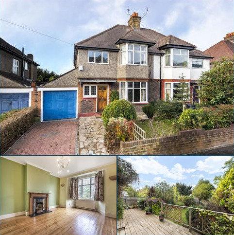 4 bedroom semi-detached house for sale - Tankerville Road, Streatham