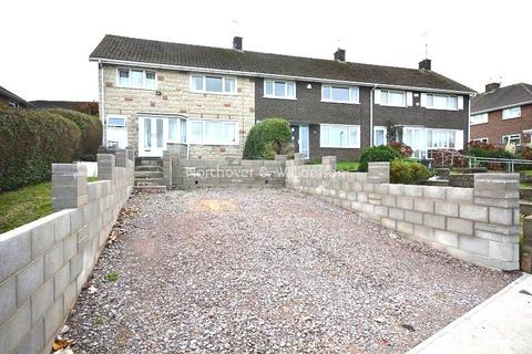 3 bedroom end of terrace house for sale - Parracombe Close, Llanrumney, Cardiff. CF3