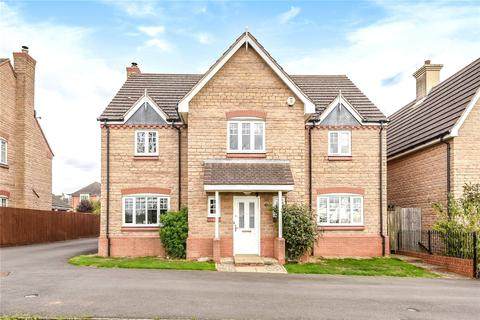 5 bedroom detached house for sale - Dent Close, St Crispins, Duston, Northampton, NN5
