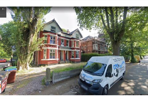 Studio to rent - -13, Demesne Road, Manchester