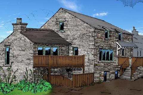 4 bedroom barn conversion for sale - The Old Water Mill, Old Brewery Yard, Allithwaite, Grange-over-Sands, Cumbria, LA11 7RH