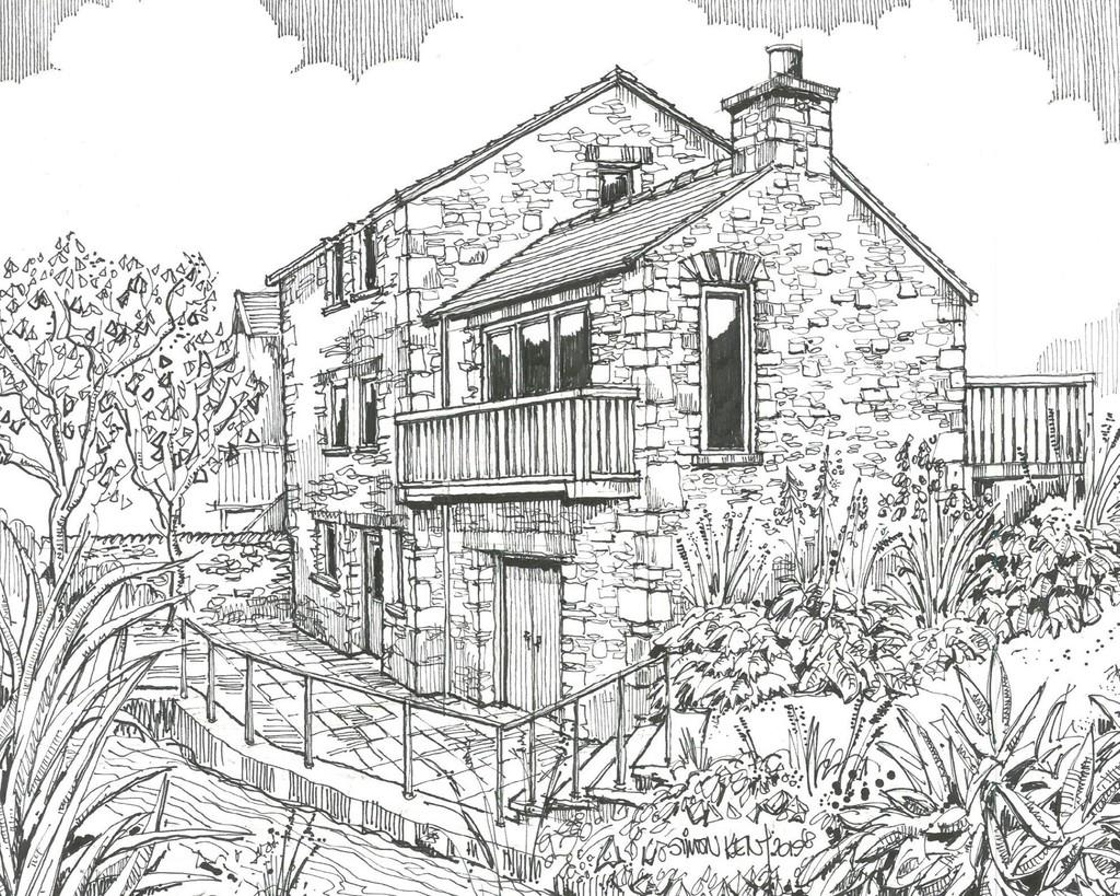 Artist impression subject to planning