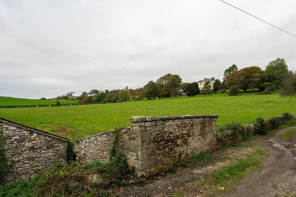 Views to countryside