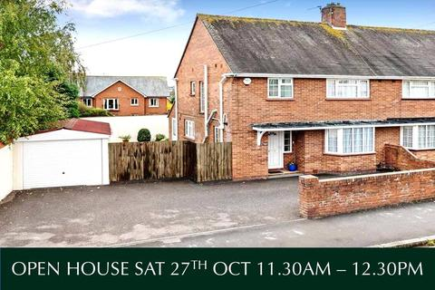 3 bedroom semi-detached house for sale - North Street, Heavitree, Exeter