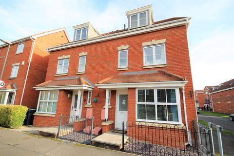 4 bedroom semi-detached house for sale - Armstrong Way, York, YO30 5NG