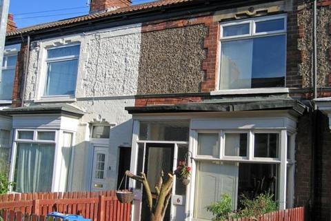 2 bedroom terraced house to rent - Lanark Street, Perth Street, Hull, HU5 3NN