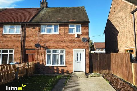 3 bedroom end of terrace house to rent - Chelmsford Close, Greatfield Estate, Hull, HU9 5DR