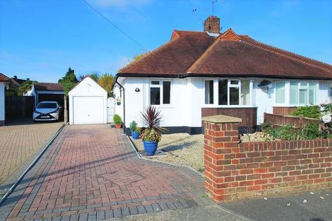 2 bedroom semi-detached bungalow for sale - Whitehall Crescent, Chessington