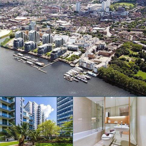 2 bedroom flat for sale - Riverside Quarter, Wandsworth, London, SW18