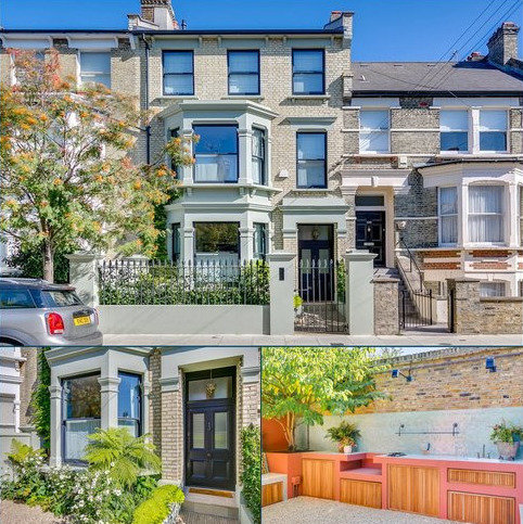 5 bedroom terraced house for sale - St. Stephens Avenue, London, W12