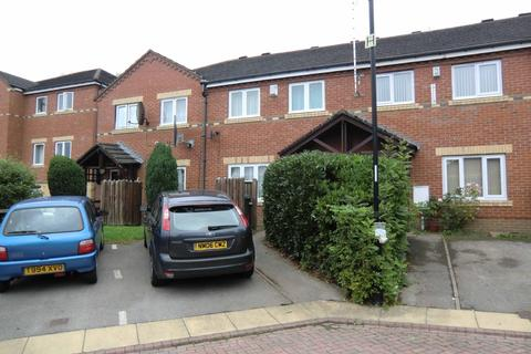 3 bedroom terraced house to rent - City Centre, next to Sheffield Uni and Hospitals,  Broomspring Close