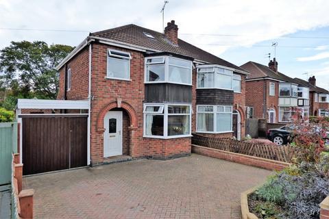 3 bedroom semi-detached house for sale - Malvern Avenue, Burton-on-Trent
