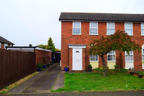 3 bedroom semi-detached house for sale - Lawson Crescent, Northampton
