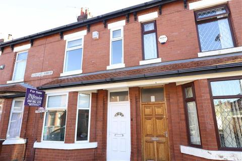 3 bedroom terraced house for sale - Churchill Avenue, Whalley Range, Manchester, M16