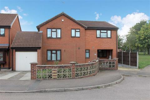 5 bedroom detached house for sale - Barnes Close, Rushey Mead, Leicester
