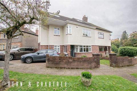 5 bedroom semi-detached house for sale - Insole Gardens, Llandaff, Cardiff