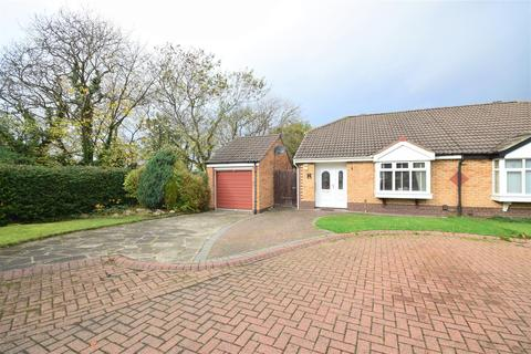 2 bedroom semi-detached bungalow for sale - Ski View, Silksworth, Sunderland