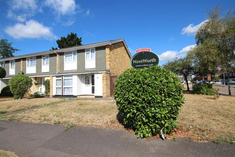 3 bedroom end of terrace house for sale - Headley Road East, Woodley, Reading