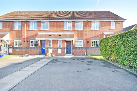 2 bedroom terraced house for sale - Bland Drive, Hawkinge, Folkestone, CT18