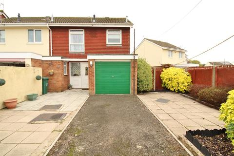 3 bedroom end of terrace house for sale - Moorland Park, Newport, NP19