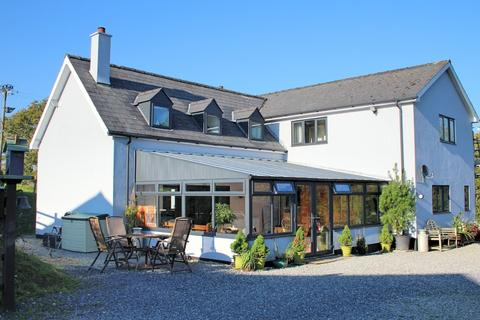5 bedroom detached house for sale - Henllan Amgoed, Whitland