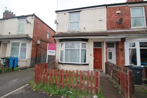 2 bedroom terraced house for sale - Zetland Street, St Georges Road, Hull