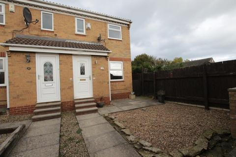 2 bedroom end of terrace house for sale - Burberry Close, Bradford