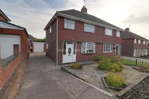 3 bedroom semi-detached house for sale - Kingsley Road, Talke Pits