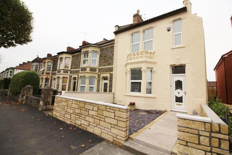 4 bedroom end of terrace house for sale - Staple Hill Road, Bristol, BS16 5BT